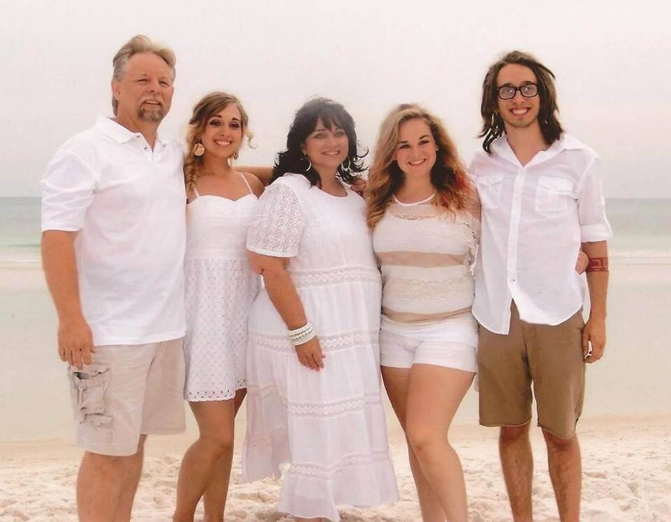 Nick Watts family